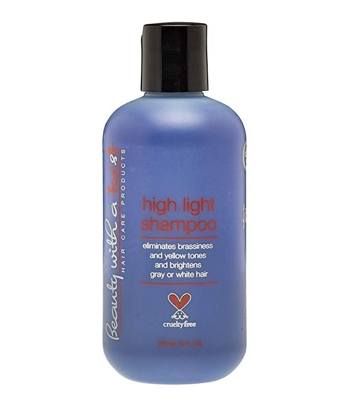 Beauty With A Twist High Light Best Shampoo For Bleached Hair